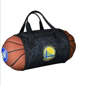 GOLDEN STATE WARRIORS NBA BBall lunch bag
